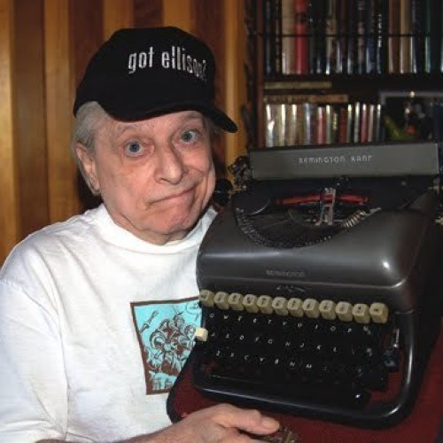 Harlan Ellison is on YouTube!