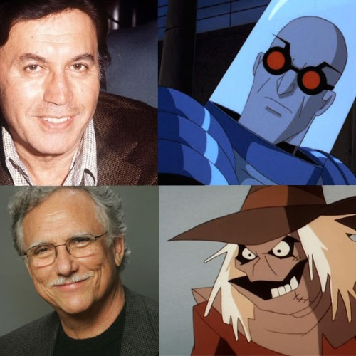 Batman's Mr. Freeze and Scarecrow voice actors have passed away