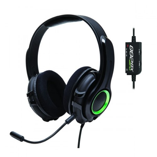 GamesterGear Cruiser Xbox 360 Headphones Review: Some assembly required