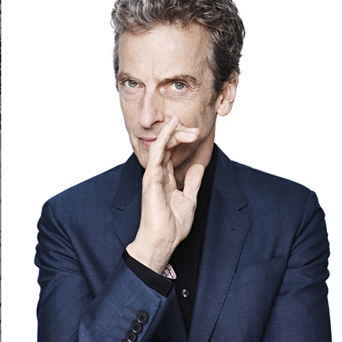 Official BBC statements regarding Peter Capaldi as the new Doctor