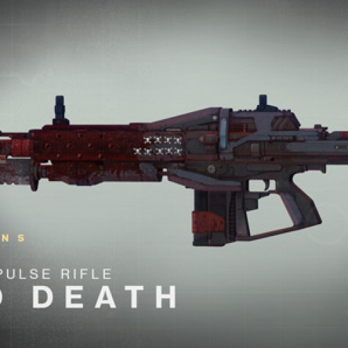 Destiny: Bungie gives us a taste of Exotic Weaponry