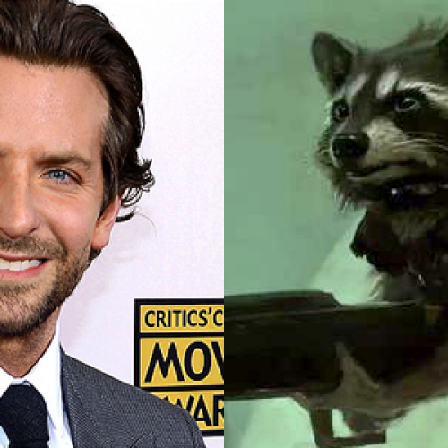 Bradley Cooper officially joins Guardians of the Galaxy as Rocket Raccoon!