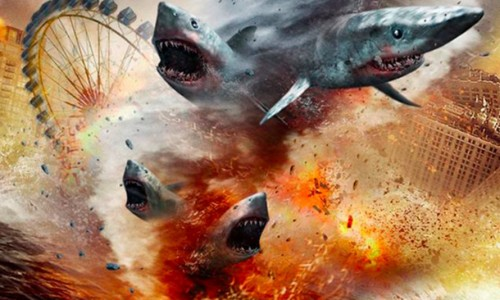 Filming begins for Sharknado 5 with Ian Ziering and Tara Reid returning