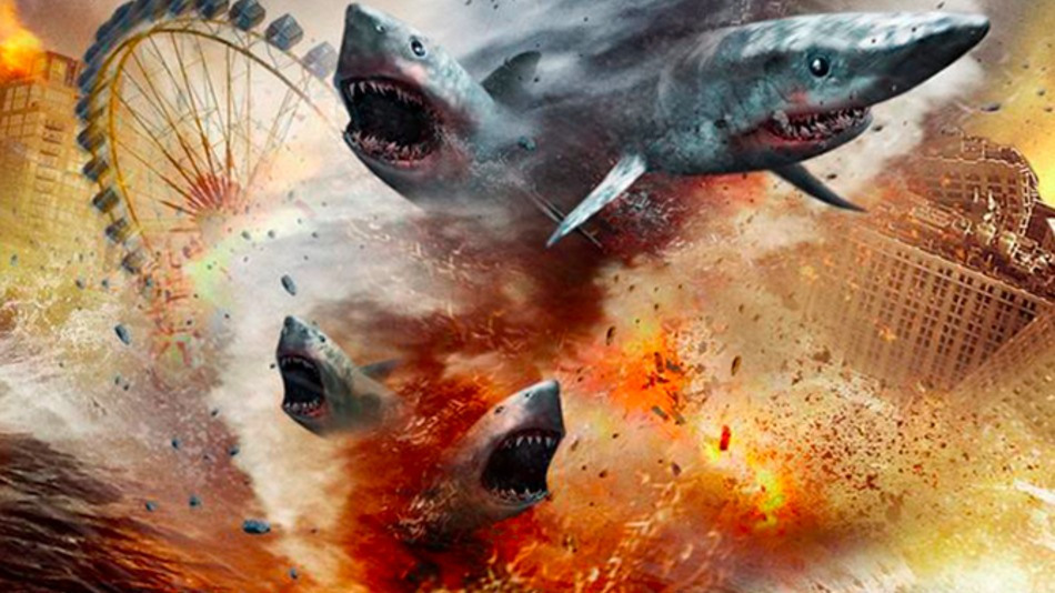 Sharknado 5, starring Ian Ziering and Tara Reid, is happening