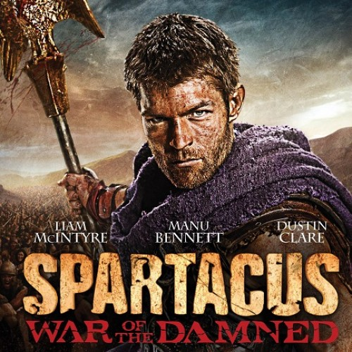 Spartacus: War of the Damned coming to Blu-ray and DVD on September 3rd