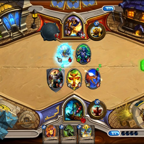 Hearthstone First Impressions: You mean this ISN'T MtG?