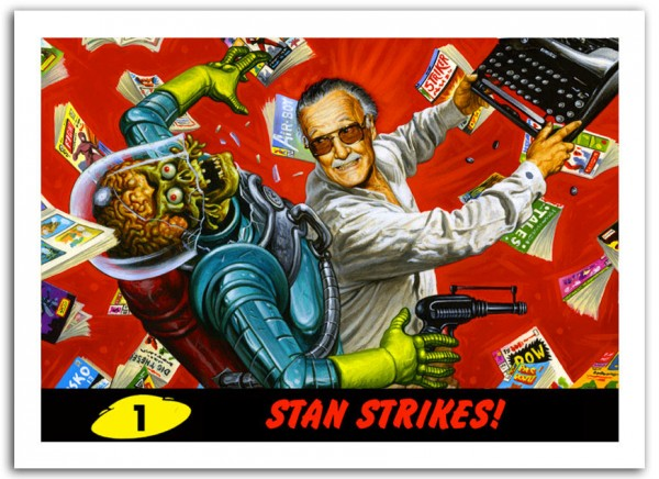 stan lee mars attacks