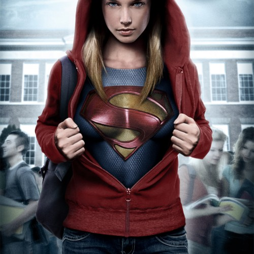 Supergirl could be in the Arrow and The Flash universe