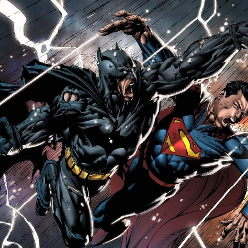 Zack Snyder and Frank Miller in talks about the upcoming Superman and Batman movie.