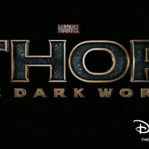 D23 Expo: Thor: The Dark World