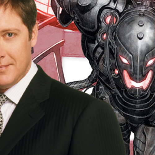 James Spader's face and body to be used in Ultron design