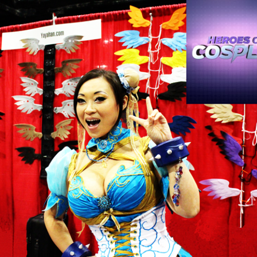 SyFy's intro of Cosplay to TV: Heroes of Cosplay Episode 1 Review
