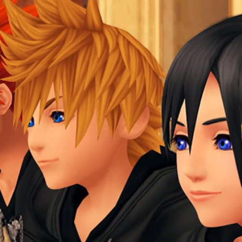 New Kingdom Hearts 1.5 HD Remix Trailer
