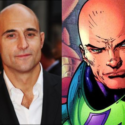 Actor Mark Strong hints at being Lex Luthor in Superman/Batman film