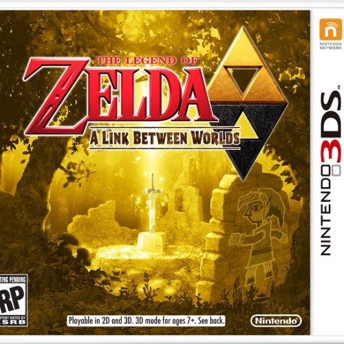Zelda: A Link Between Worlds has online functionality