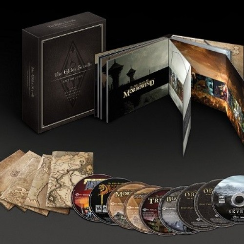 The Elder Scrolls Anthology coming in September, contains every Elder Scrolls game