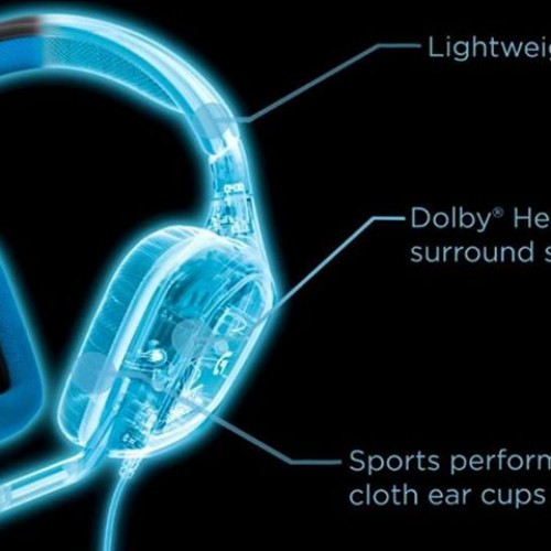 G430 7.1 Logitech Surround Sound Gaming Headset review