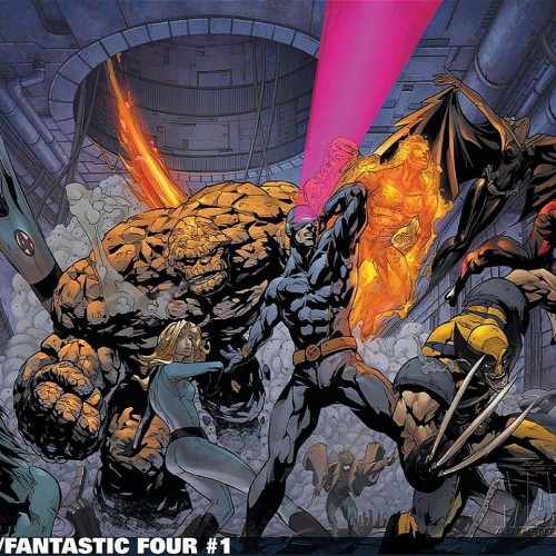 X-Men and Fantastic Four franchises will NOT crossover
