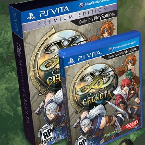 Ys: Memories of Celceta coming this holiday season