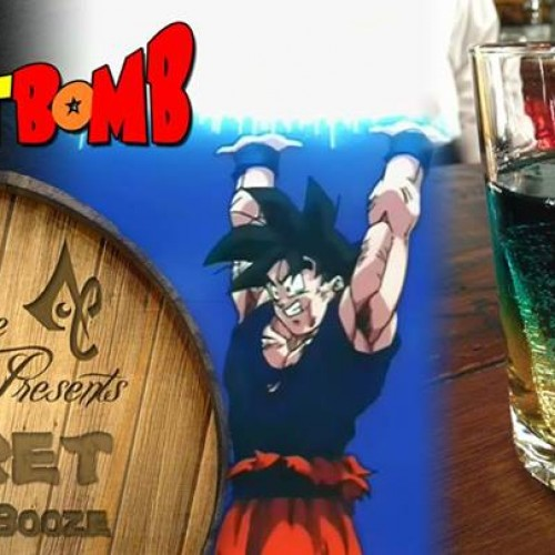This Spirit Bomb drink is over 9,000!