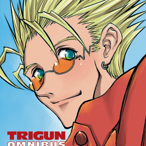 Trigun Omnibus Vol 1 Review: Love and Peace