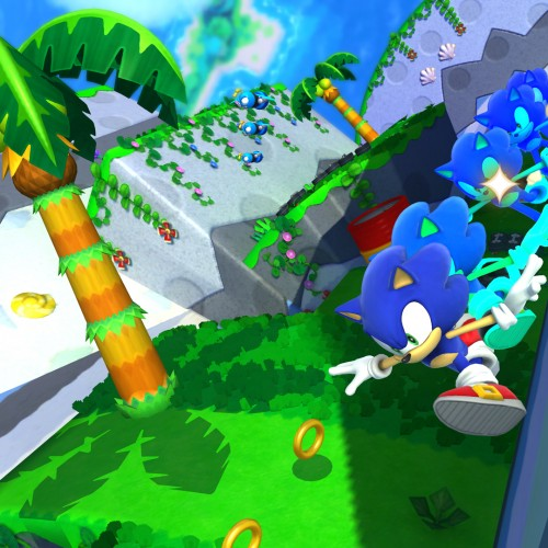 Get an extended look at the Deadly Six from Sonic Lost World