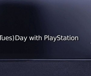 A Tuesday with PlayStation