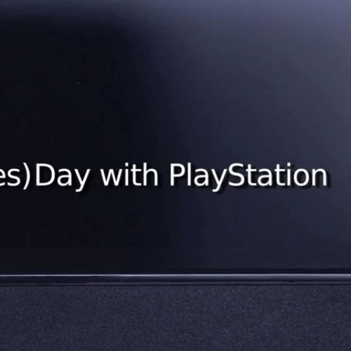 The real 'Day with PlayStation' commercial