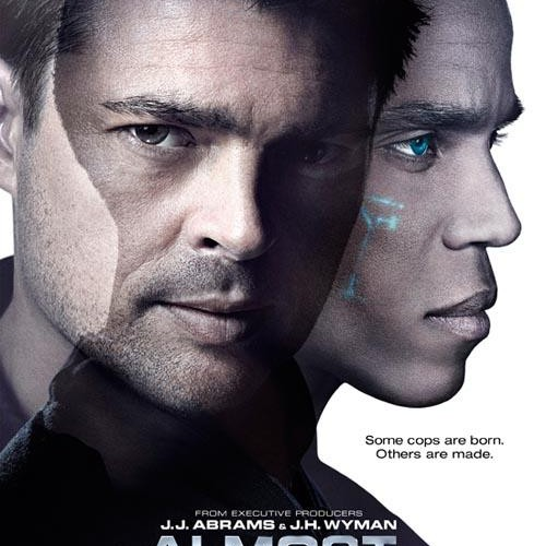 JJ Abrams' Almost Human gets a poster!