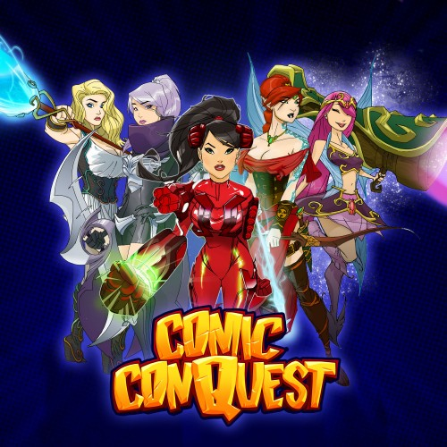 Kickstarter: Comic ConQuest – An RPG featuring comic conventions and cosplayers