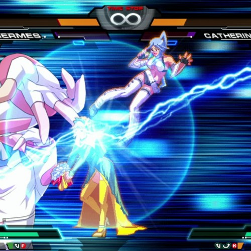 2D fighter Chaos Code now available on PSN