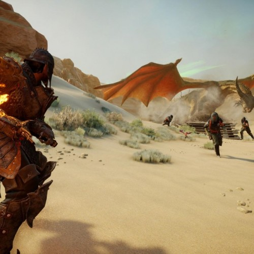 Dragon Age: Inquisition gets a gameplay trailer, screenshots and concept art