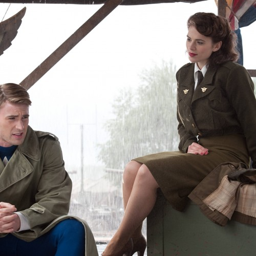 Peggy Carter to appear in Marvel's Ant-Man?