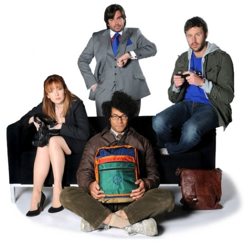 The IT Crowd special announced