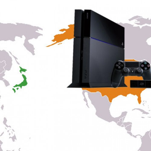 Sony focuses PS4 on America first while Japan waits on the sidelines