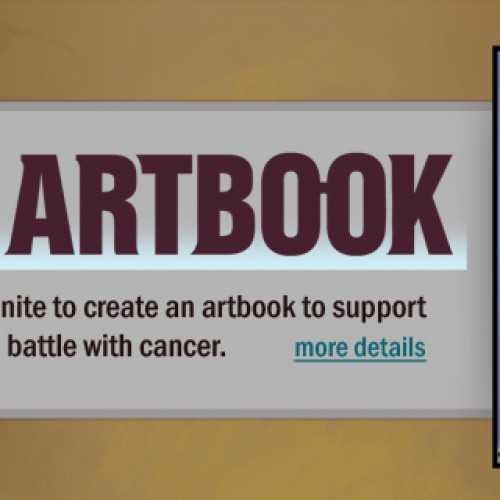 Game artbook looks to help Blizzard staffer's fight against cancer