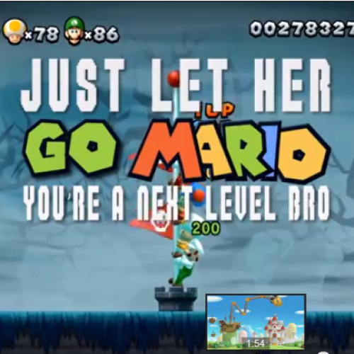 Patent Pending TV presents 'Hey Mario'