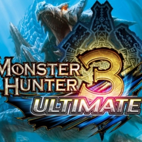 Monster Hunter 3 Ultimate is 50% off for Nintendo Wii U and 3DS for four days