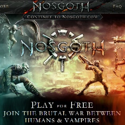 Nosgoth, the Legacy of Kain sequel, to get a closed beta