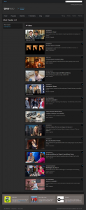 Most Popular Videos on PBS 16 August 2013