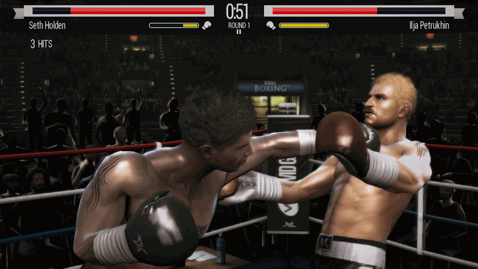 Real Boxing for the PlayStation Vita comes out swinging ... Boxing Games