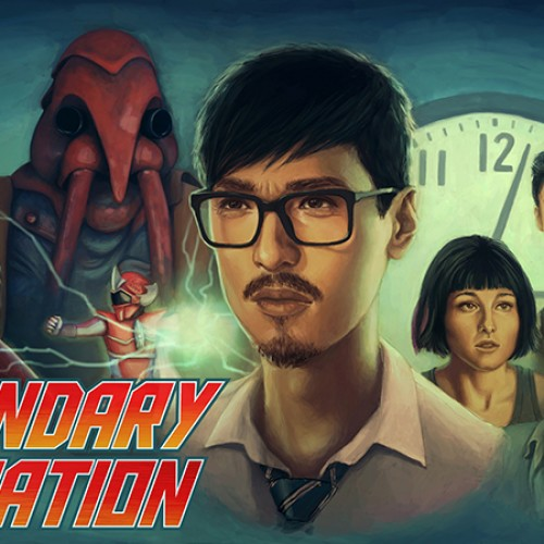 Secondary Education short film pays homage to sentai, kaiju and 80s teen flicks