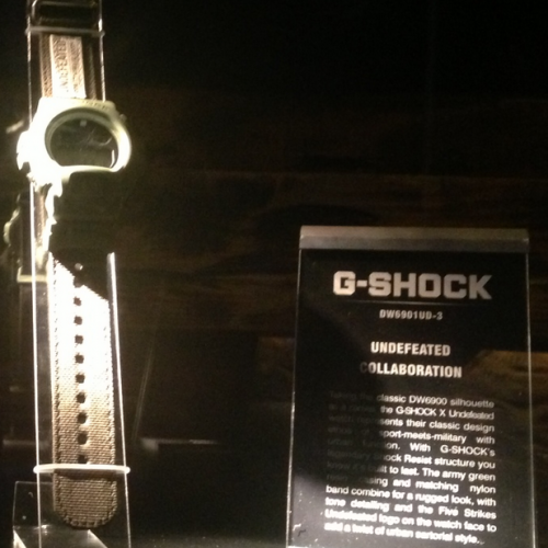 Casio G-SHOCK and Undefeated team up for an exclusive release party in Hollywood