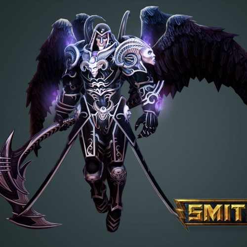 Smite: Thanatos Patch Notes and code giveaway!