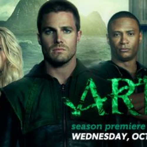 Stephen Amell tweets Arrow season 2 trailer