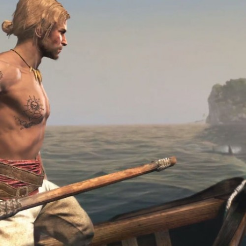 Assassin's Creed IV Black Flag open world gameplay video features a pirate's life for me