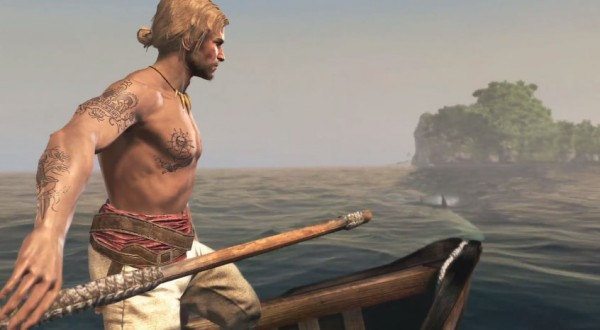 assassins creed iv black flag harpooning