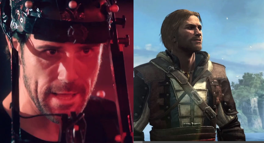 Meet the voices behind Assassin's Creed IV Black Flag's ...