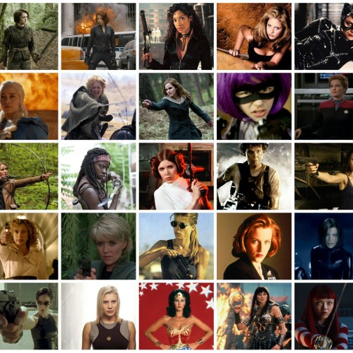 Top 25 Badass Women of Science Fiction and Fantasy (Live action TV/Movies)