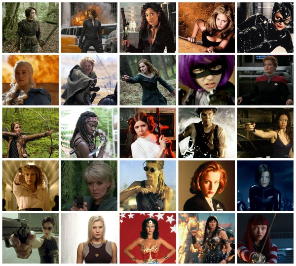 Top 25 Badass Women Of Science Fiction And Fantasy Live